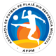 The Association of beach football of Moldova